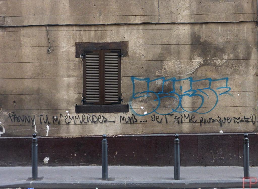 © François Ponthieu 2014 . Sur les murs